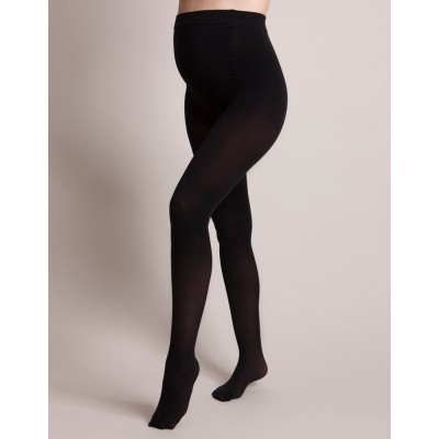 80 Denier Luxury Maternity Support Tights